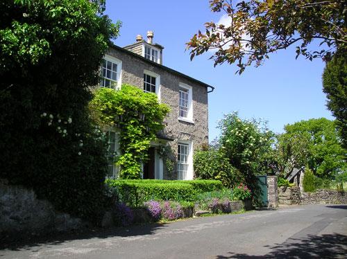 Holiday Cottage Cartmel Cumbria