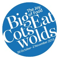 BigEat Cotswolds Food Festival runs between 26th October and 2nd November 2013