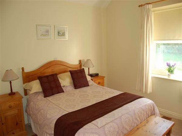 Master Bedroom, Beudy Gwyn holiday cottage St Davids West Wales