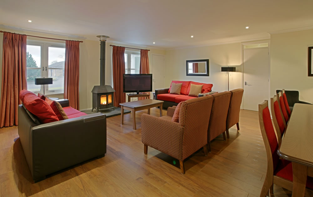 Stylish Self Catering Accommodation in Aviemore