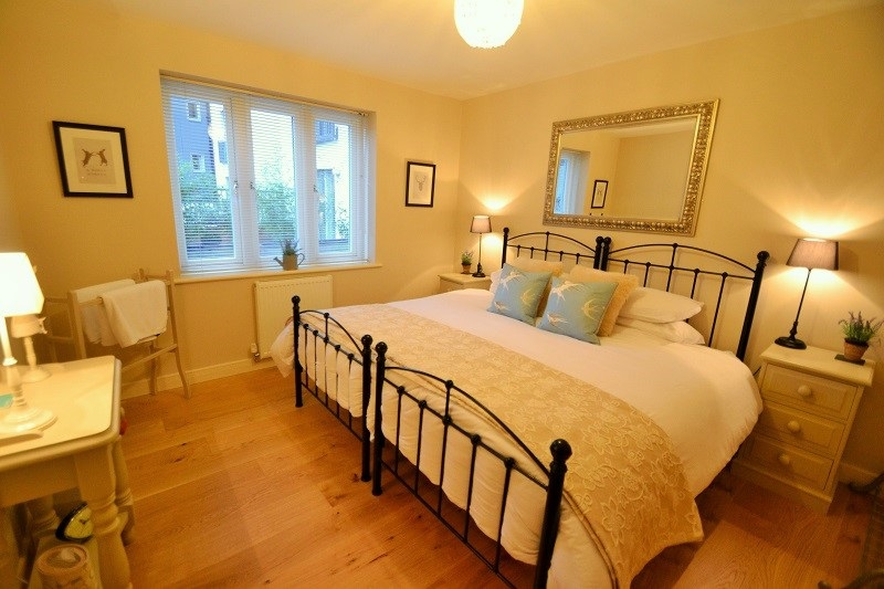 Double Bedroom Norwich Self Catering Apartment