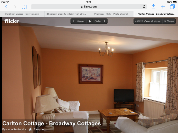 Holiday Cottage Broadway Cotswolds 5 People | The Huntings