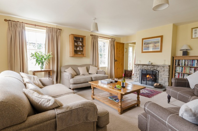 Holiday Cottages Yorkshire 7 people » Saltersgate