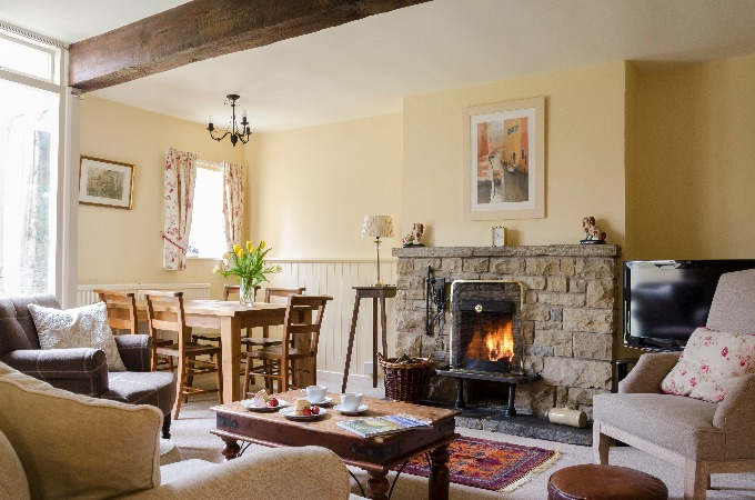 Holiday Cottages Yorkshire 5 people » Farndale