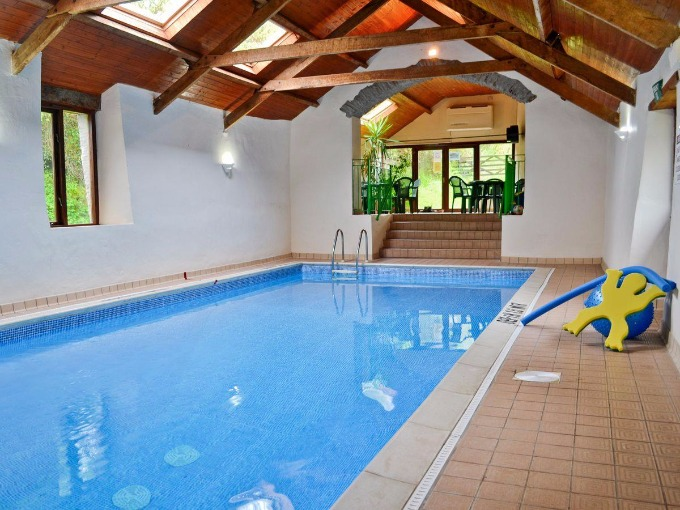 Exmoor Self Catering Holiday Cottages With Swimming Pool