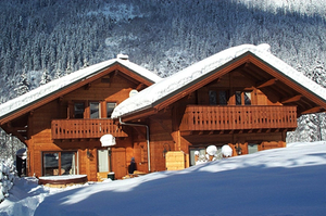 Catered Chalet Chamonix, Chalet Chocolat