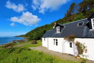 Ellary & Castle Sween Cottages