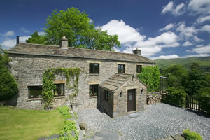 Goodies Farmhouse, Firbank, Near Sedbergh, Cumbria, England