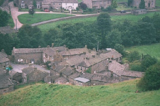 The Curlews, Langthwaite, Near Richmond, North Yorkshire, England
