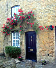 Rose Cottage, Chadlington, Nr Chipping Norton, Oxfordshire, England