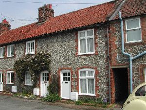 Norfolk Holiday cottages,Jims Cottage, Holt, North Norfolk, England