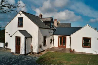 Holiday cottage West Wales - Beudy Gwyn, St Davids, Pembrokeshire Sleeps 6 people
