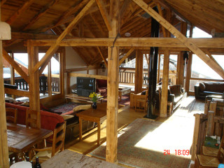 Morzine Self catering chalets,Alp Inn, Luxury Chalet With Sauna, Centre Of Morzine, France