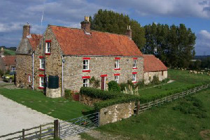 Apple Tree Cottage, Woodhouse Farm, Westow, Near York, Yorkshire, England