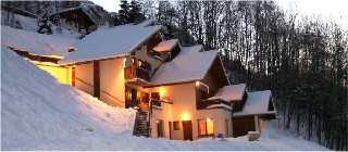 Self-catering accommodation Chamonix