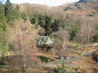 Holiday cottage Lake District - 3 Tarn Cottages, White Moss, Grasmere, Cumbria Sleeps 4 people