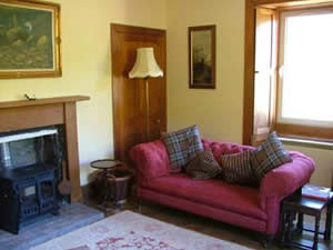Glenuaig Lodge, Glencarron And Glenuaig Estate, Strathcarron, Ross-shire, Highlands, Scotland