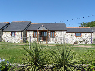Lamorna, Higher Menadew Farm Cottages, Nr St Austell, Cornwall, England