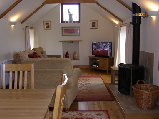 Trebowan, Higher Menadew Farm Cottages, Nr St Austell, Cornwall, England