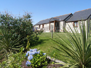 Byron, Higher Menadew Farm Cottages, Nr St Austell, Cornwall, England