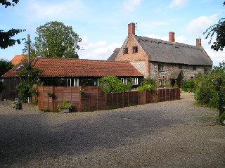 Norfolk Holiday cottages,Thorpewood Cottages, Thorpe Market, Cromer, Norfolk, England