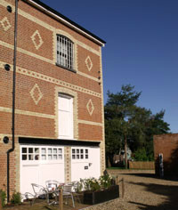 The Mylen, Swilland Mill Luxury Accommodation, Nr Woodbridge, England