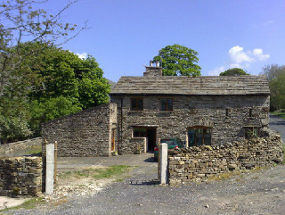 Whitbeck Barn, Garsdale, Sedbergh, Cumbria, England