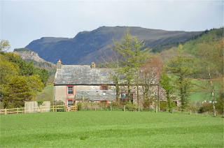 Hallflat Farmhouse, Santon Bridge, Wasdale, Lake District National Park, England