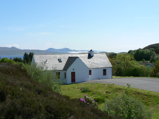 An Iodhlann (the Corn Stook), Isleornsay, Isle Of Skye, Highlands, Scotland