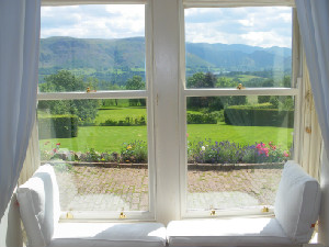 Lake District Holiday cottages,The Garden Flat, Watermillock, Ullswater, England