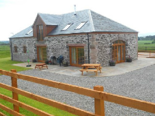 Perthshire Holiday cottages,The Distillery Farm Holiday Cottage, Crieff, Perthshire, Scotland