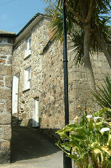 Mole Cottage, Mousehole, Cornwall, England