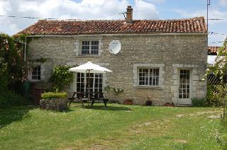 French Farmhouse Charentes Maritime Poitou France