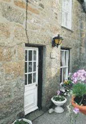 Cornwall Holiday cottages,Lantern Cottage, Mousehole, Cornwall, England