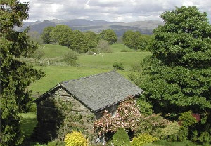 Hatters Cottage, Hawkshead Hill, Near Hawkshead, English Lake District, England