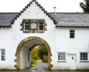 Ruggles Cottage, By Comrie, Loch Earn, Perthshire, Scotland, Scotland