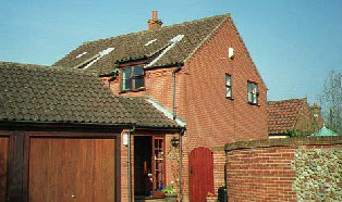 Norfolk Holiday cottages,Highfield House, Great Snoring, Norfolk, England