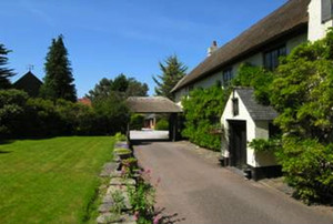 The West Wing, Duddings Country Cottages, Duddings, Timberscombe, Dunster, Somerset, England