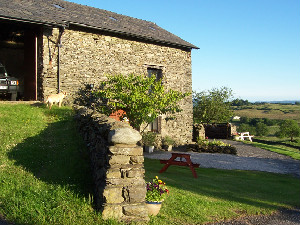 The Byre, Staveley, Near Kendal, The Lake District, Cumbria, England