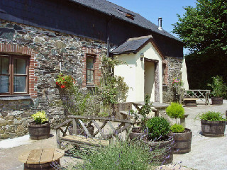 Woodbine Cottage, Knowle Farm Cottages, Rattery, Nr. Totnes, South Devon, England