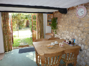 Rose  & Cherry Tree Cottages, Great Snoring, Nr Wells-next-the-sea, North Norfolk, England