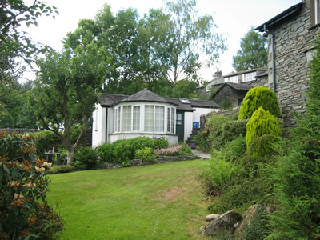 Lake District Holiday cottages,The Garden Cottage, Meadow Bank, Elterwater, Langdale, Lake District, England