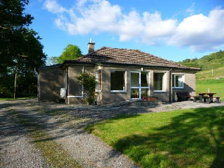 Holiday cottage West Highlands - Barr-beithe Lower, Blarghour Farm Cottages, Loch Awe-side, By Dalmally, Argyll Sleeps 5 people