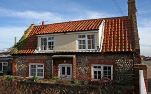 Norfolk Holiday cottages,Pump Cottage, Brancaster Staithe, Norfolk, England