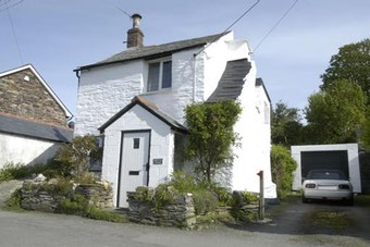 Cornwall Holiday cottages,Rosebank Cottage, Boscastle, Cornwall, England