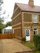 Westbury Cottage, Roydon, Nr Kings Lynn, North Norfolk, England